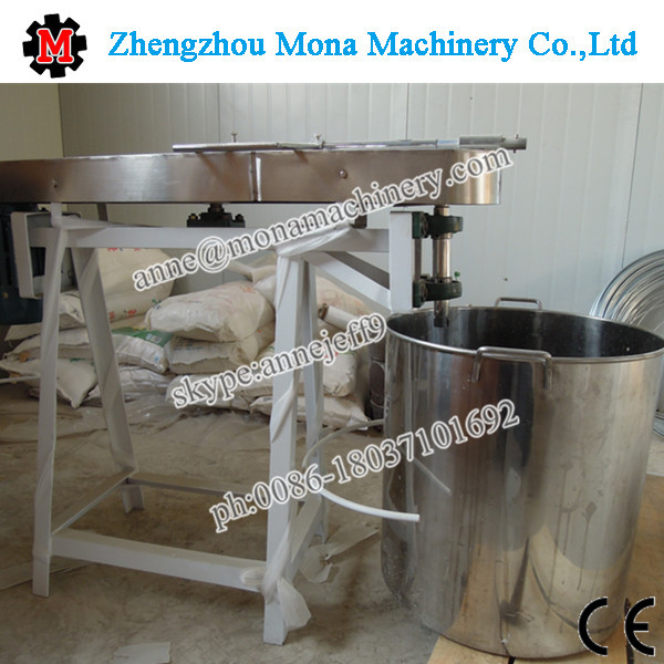 automatic lumpia machine spring roll sheet pastry wrapper making machine