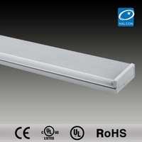 T5,T8batten lighting fixture with UL CE&Rosh replacement ceiling light for bus
