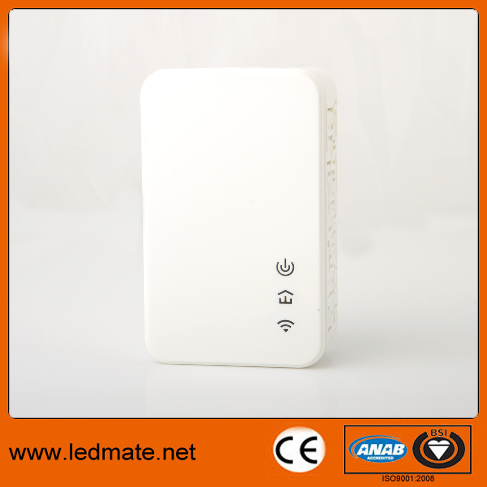 up to 500mbps wireless wifi HomePlug AV Mini Ethernet Bridge Powerline