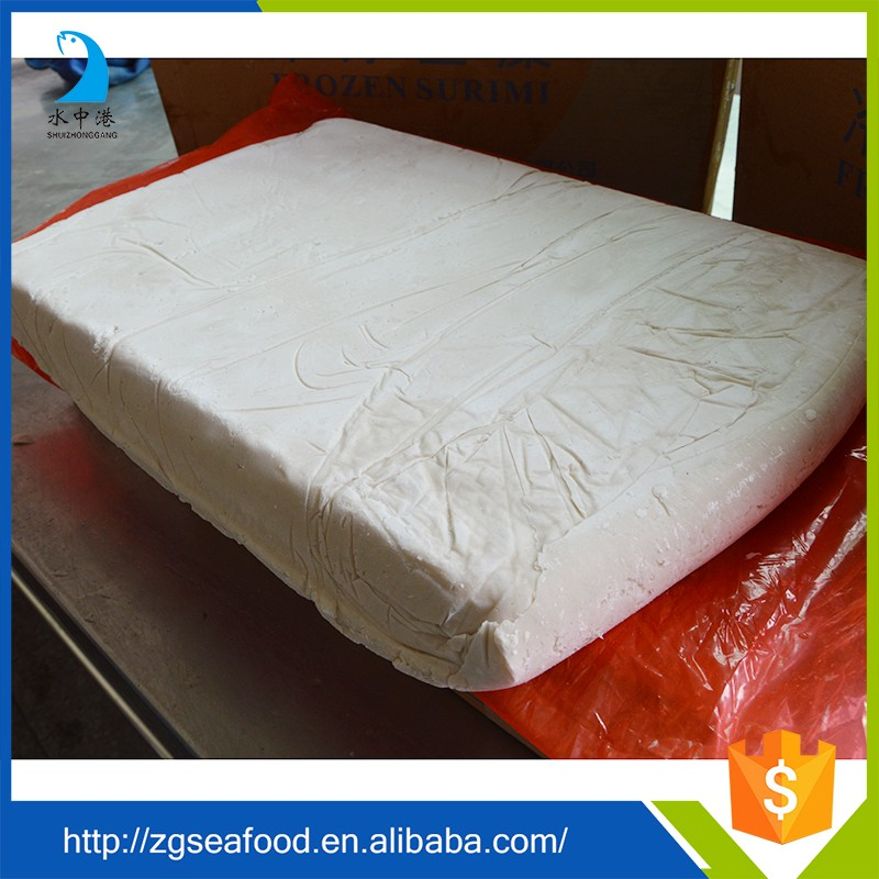 high quality GRADE AAA frozen surimi
