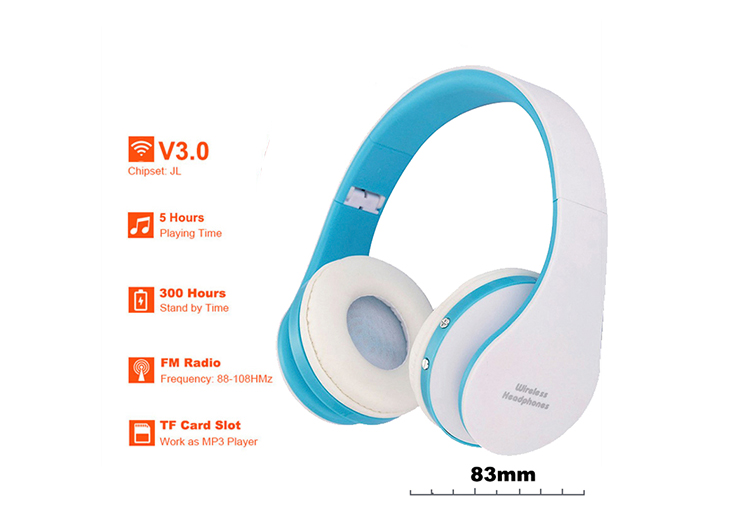 Wholesale OEM Best True Wireless Earbud Wireless Bluetooths Sport Headband Headphone Headset