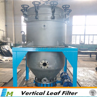 Leaf filter with area 20 square meters