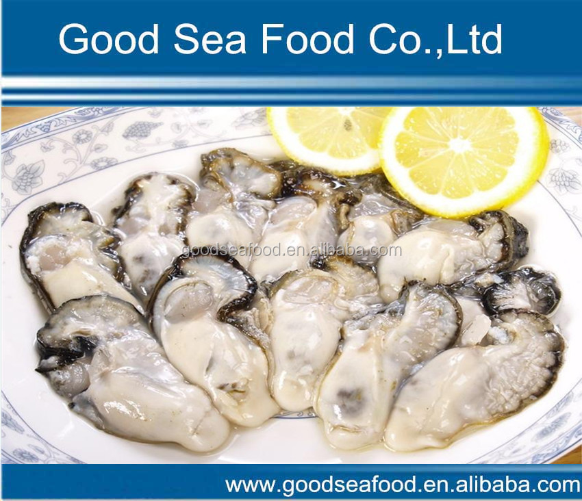 Frozen IQF Oyster meat