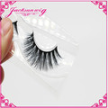 Newly arrival 3d synthetic fiber Faux Mink fur lashes