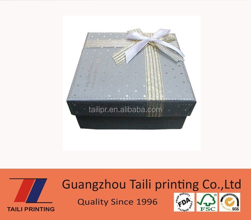 Professional customized thick paper packing box