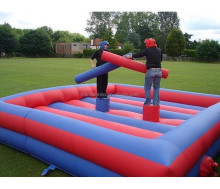 hot sale new style jousting arena inflatable sports game for sale