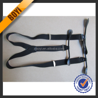 Classic Solid Color Men's Custom Suspenders