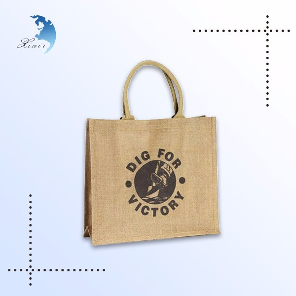 custom printed blank canvas wholesale tote bag with logo
