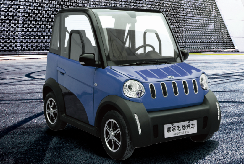 2 Seats 60V 3.5KW/ 70V 7.5KW SMALL electric motorcar