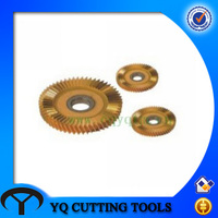 Chamfering Gear Shaper Cutter with Helical Tooth