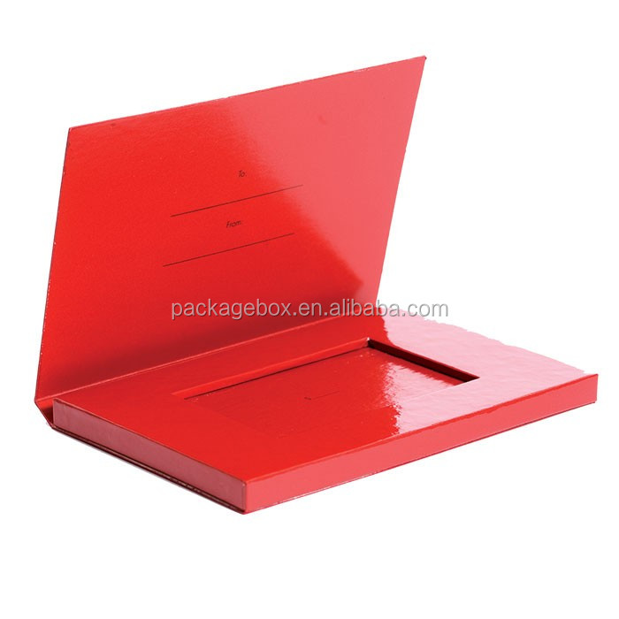 Hot Selling Credit Card Holder / Gift Card Box / Custom Color Printing For Fancy Id Card Holder - Buy Fancy Id Card Holder,Gift Card Box,Credit Card ...