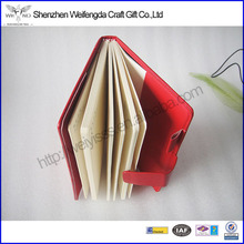 High Quality Fashion New Arrival Cheap Synthetic PU Leather Book Cover