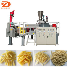 3D 2D snack pellet making machines extruder machine process line