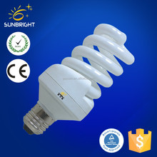 15W Full spiral energy saving lamp economic lights bulb