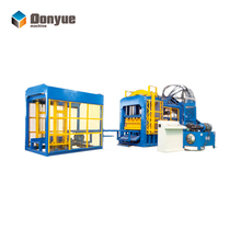 High demand products brick making machine sales in India qt10-15 construction equipment