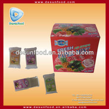 Fresh breath paper mint candy
