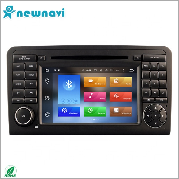 7 inch car multimedia player <strong>android</strong> 8.0 car dvd video player for MERCEDES-BENZ ML320/ML 350/<strong>W164</strong> GL X164 GL320