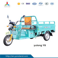 North America Cheap cargo electric tipper tricycle battery powered tricycle