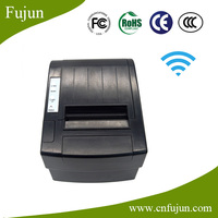 512 dots/Line Wireless Mobile Android Printer Wifi Pos Printer with Cutter ZJ-8220 WIFI