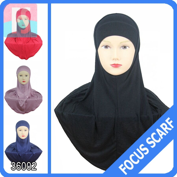 wholesale muslim african 100 cotton hijab scarf