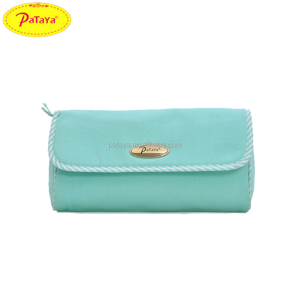 Canvas bag new hand bag purse long zero wallet phones package mini candy color female bag