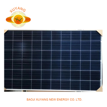 High quality mount small 275W solar panel manufacture in China