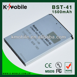 1500mah Li-ion Mobile Phone/Cell Phone Battery Bst-41 For Sony Ericsson Xperia X2
