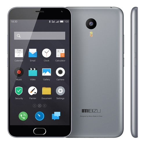 New Original MEIZU M2 NOTE 2 4G LTE Smartphone 5.5 Inch FHD 1920*1080 MTK6753 1.3GHz Octa Core 2GB+16GB 13MP 3100mAh Mobile Phon