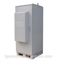 19 inch outdoor cabinet with cooling/waterproof IP55 rack cabinet/SK-320B solar battery box