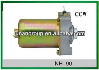 Starter Motor Used For NH-90 Motorcycle Moped and Scooter