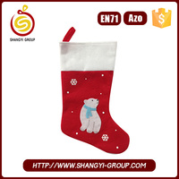 Promotional Gifts 2016 Christmas Stocking Silverware Holders