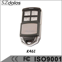 rolling code 433 MHz RF wireless transmitter,automatic sliding door remote control