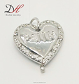 Daihe 2018 Fashion Crystal Pendant for Valentine's Day