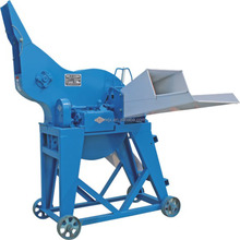 Hay crusher machine