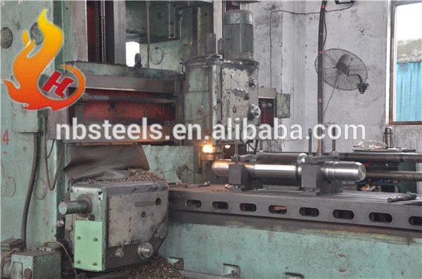 High chromium centrifugal composite cast iron mill roll