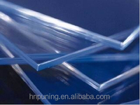 plastic bayer material colored polycarbonate hollow sheet for building