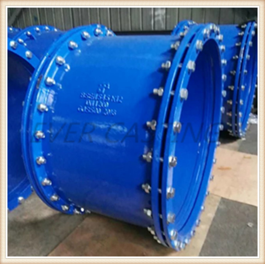 Ductile Iron Mechanical Collar /Mechanical Couplings Pipe Joint