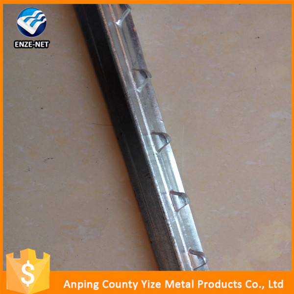 High Quality Rail Steel,Carbon Steel studded t post / t fence post / price metal t post for construction,ranch and garden