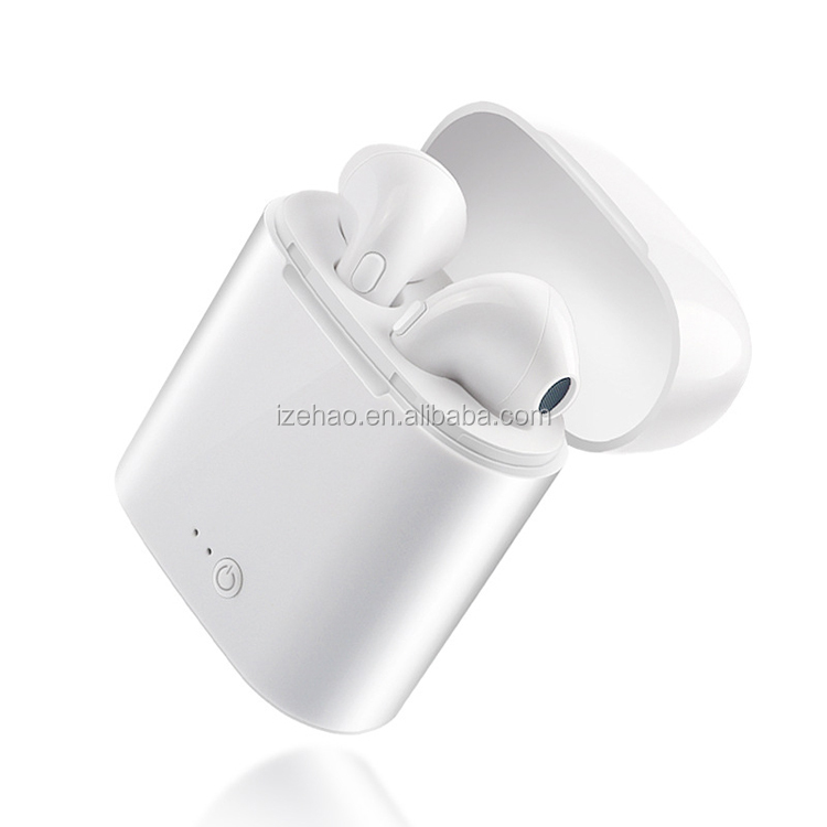 BT 5.0 TWS i7s Wireless Earphones i9s i10 i11 i12 i13 TE8 TE9 wireless Earbuds with Charging Box for iphone XS Max