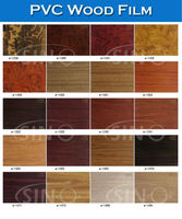 Paypal Payment Hot Sale Decorative Film Hot Sale Wooden Wallpaper