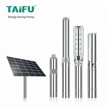 Competitive price superior quality solar powered submersible deep well water pumps
