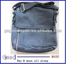 2012 hot sale Business style man genuine leather shoulder hand bag real leather bag
