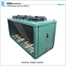 Factory supply new style 81.5W air cooled condenser