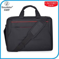 Nylon 15.6-Inch Multi-functional Suit Fabric Portable Laptop Sleeve Case Bag for Laptop