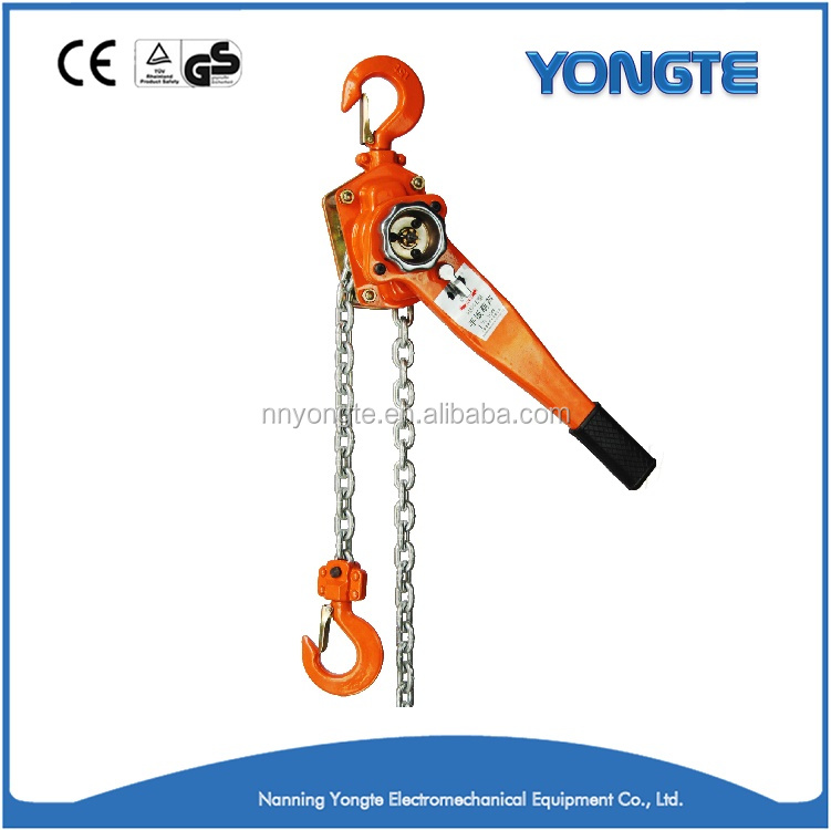 0.75ton- 9ton lifting block/lifting chain lever hoist