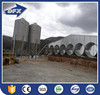 2017 hot sale steel farm construction material commercial small chichen poultry house
