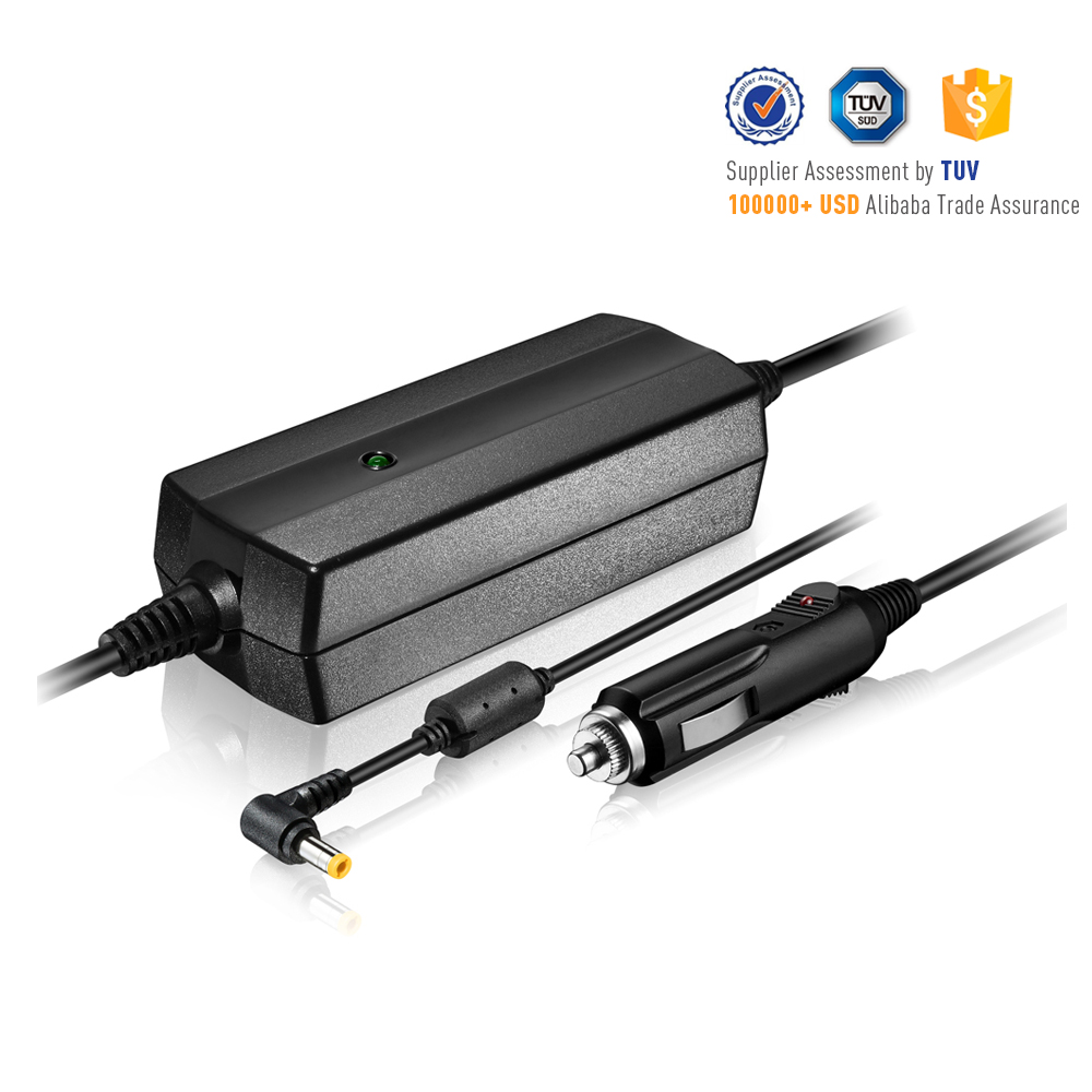 Specifically designed DC 12V~16V laptop adapter for acer