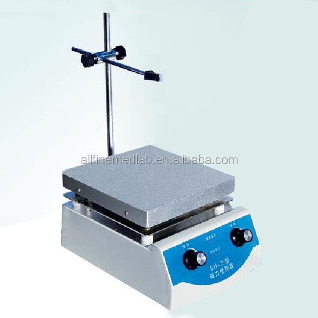 High Efficient Laboratory Big Magnetic Stirrer Hotplate for SH-3