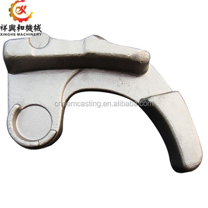 OEM Steel Cold Forging for Tractor Part
