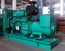 300kw standby power water cooled diesel generator with Cummins engine NTA855-G1B